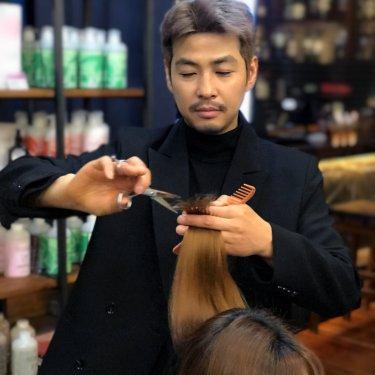 커틸다헤어살롱 동대문점 원장 김욱(JR)