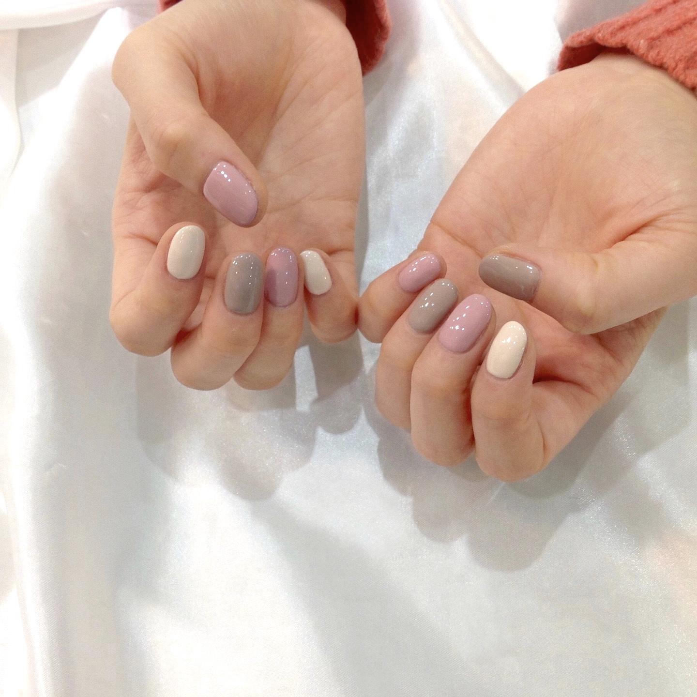 라운드,핑크,베이지,풀컬러