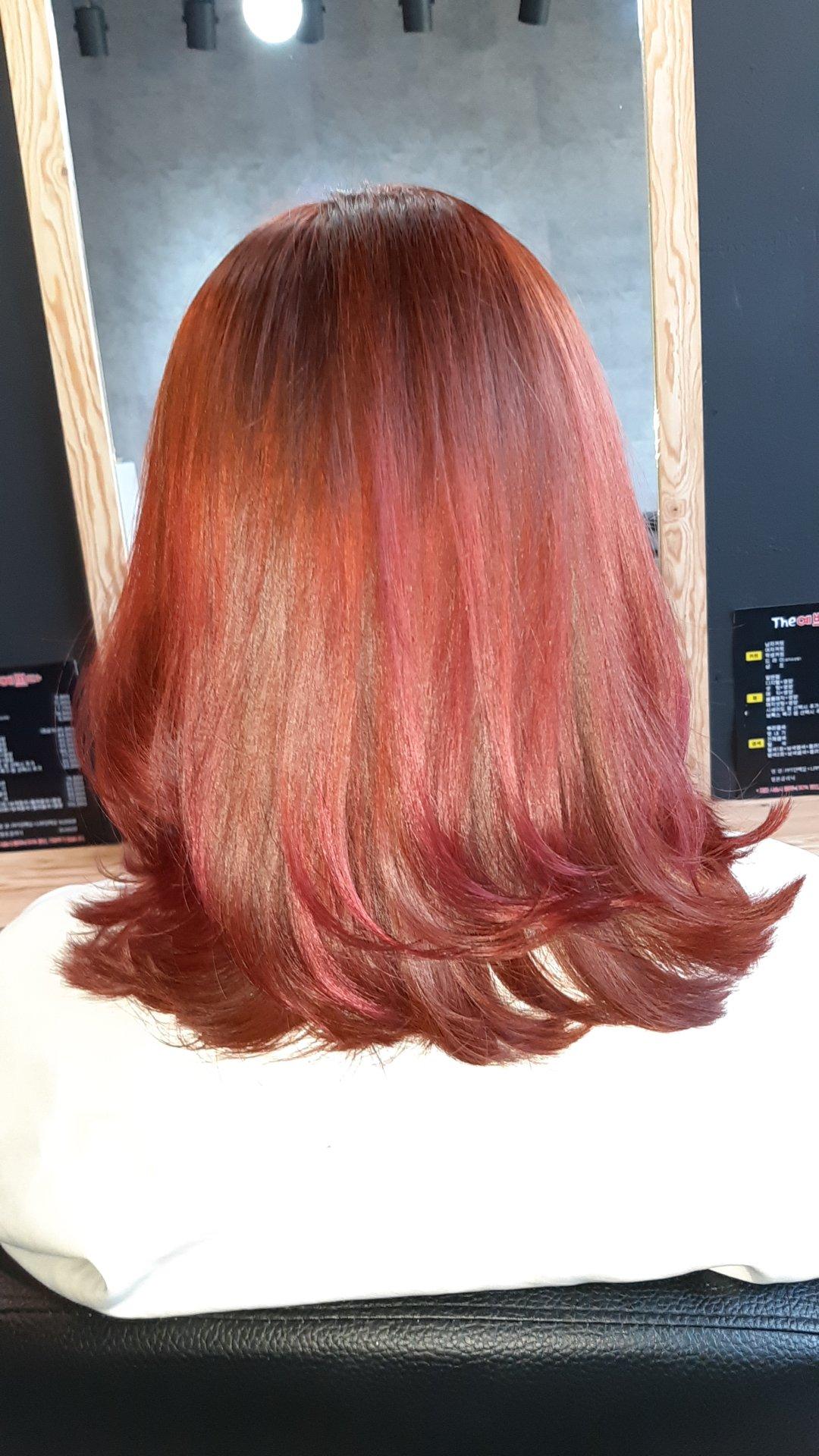 핑크브라운