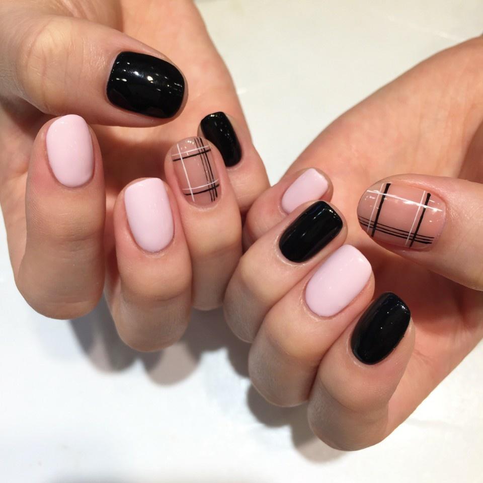 스퀘어,핑크,블랙,체크