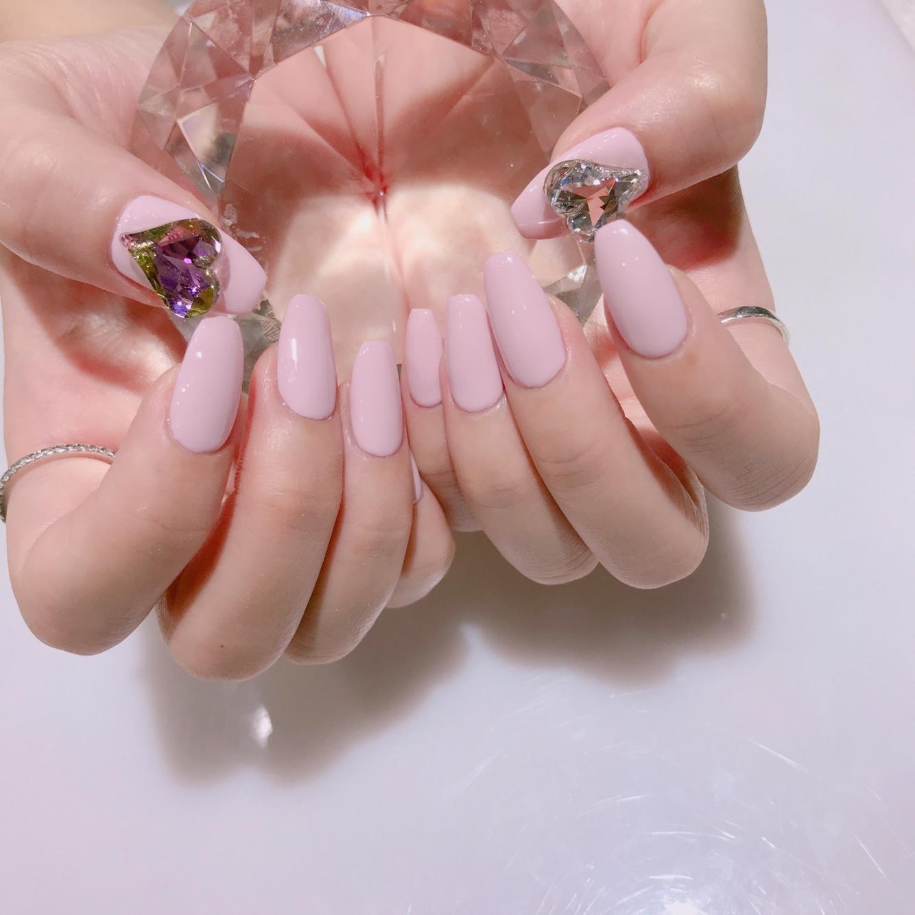 라운드,핑크,파츠