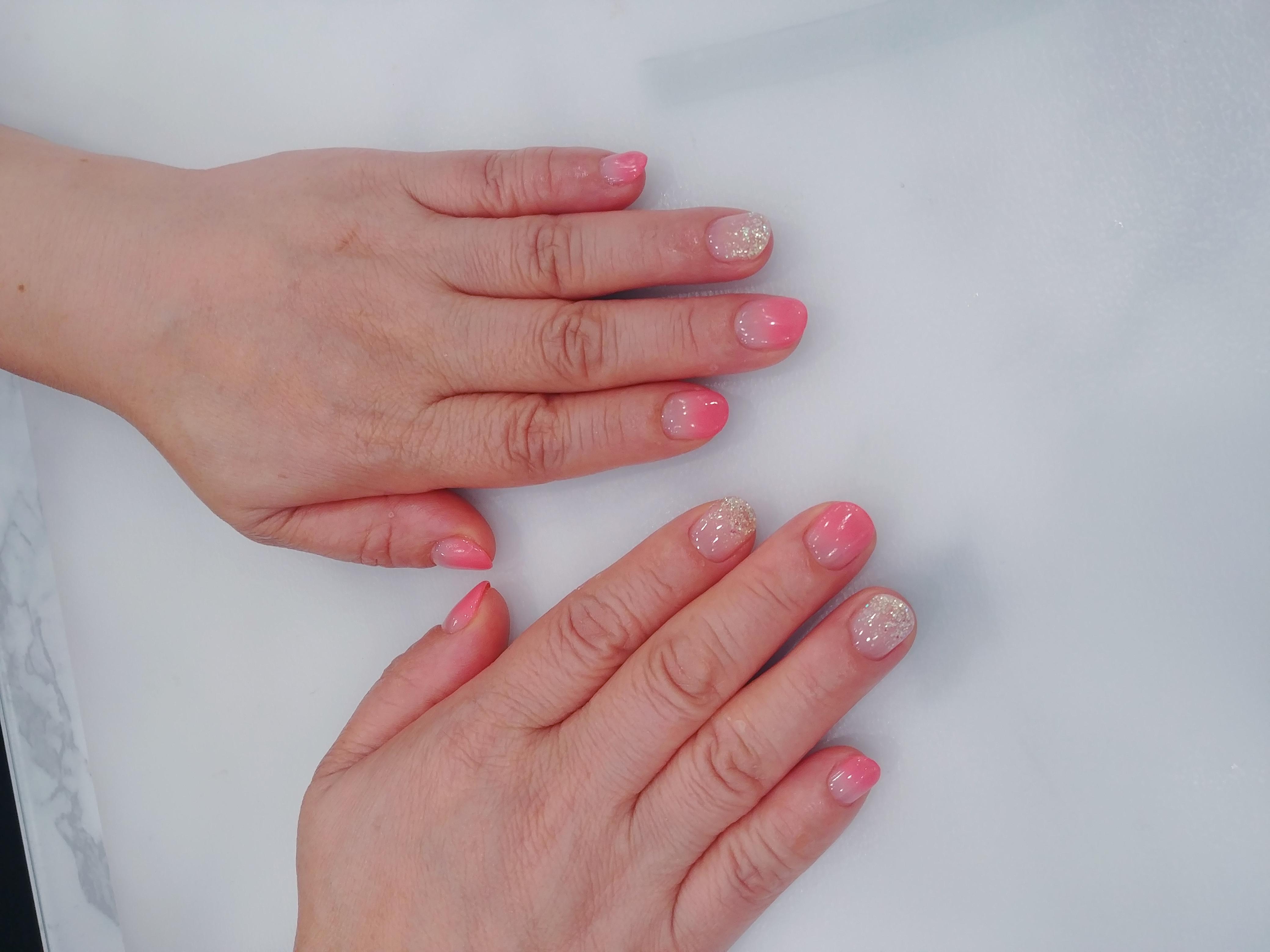 라운드,핑크,그라데이션