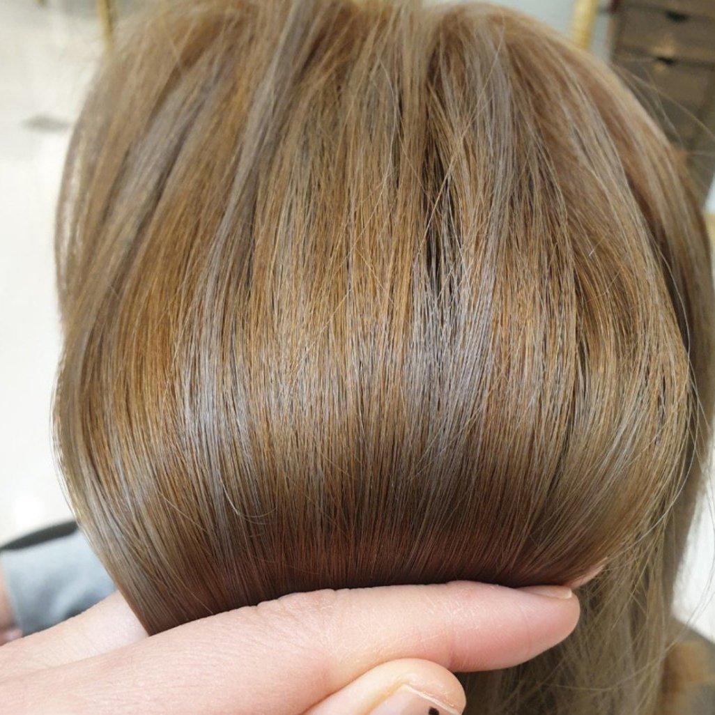 애쉬블론드,특수머리